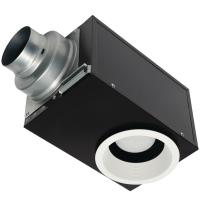 Panasonic Whisper Recessed Architectural Grade 80CFM