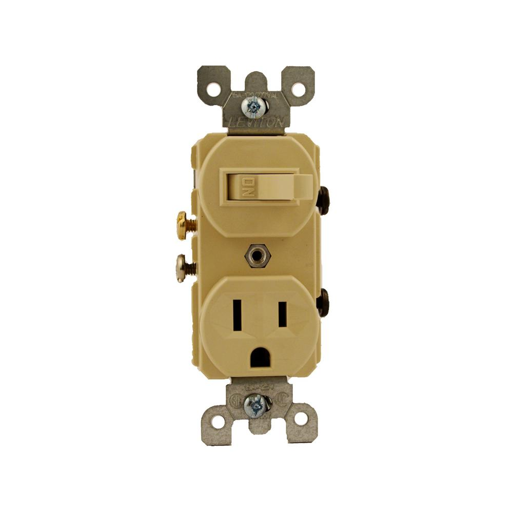 hight resolution of leviton 15 amp commercial grade combination single pole toggle leviton 5225 wiring diagram