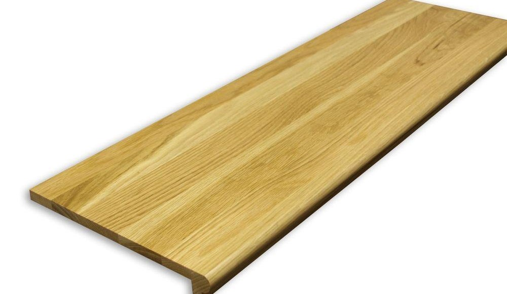 Stairtek 625 In X 11 5 In X 36 In Prefinished Natural | Oak Stair Treads At Home Depot