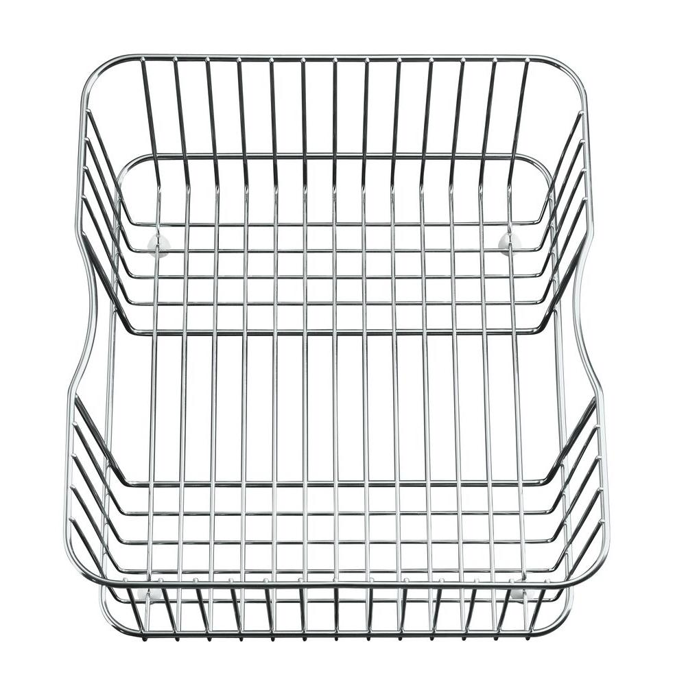 KOHLER Coated Wire Rinse Basket in Stainless-Steel-K-3277