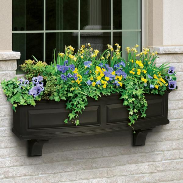 Home Depot Window Boxes Planters