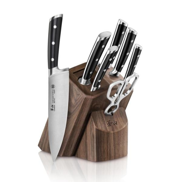 Chicago Cutlery Insignia Steel 18-piece Block Set With In