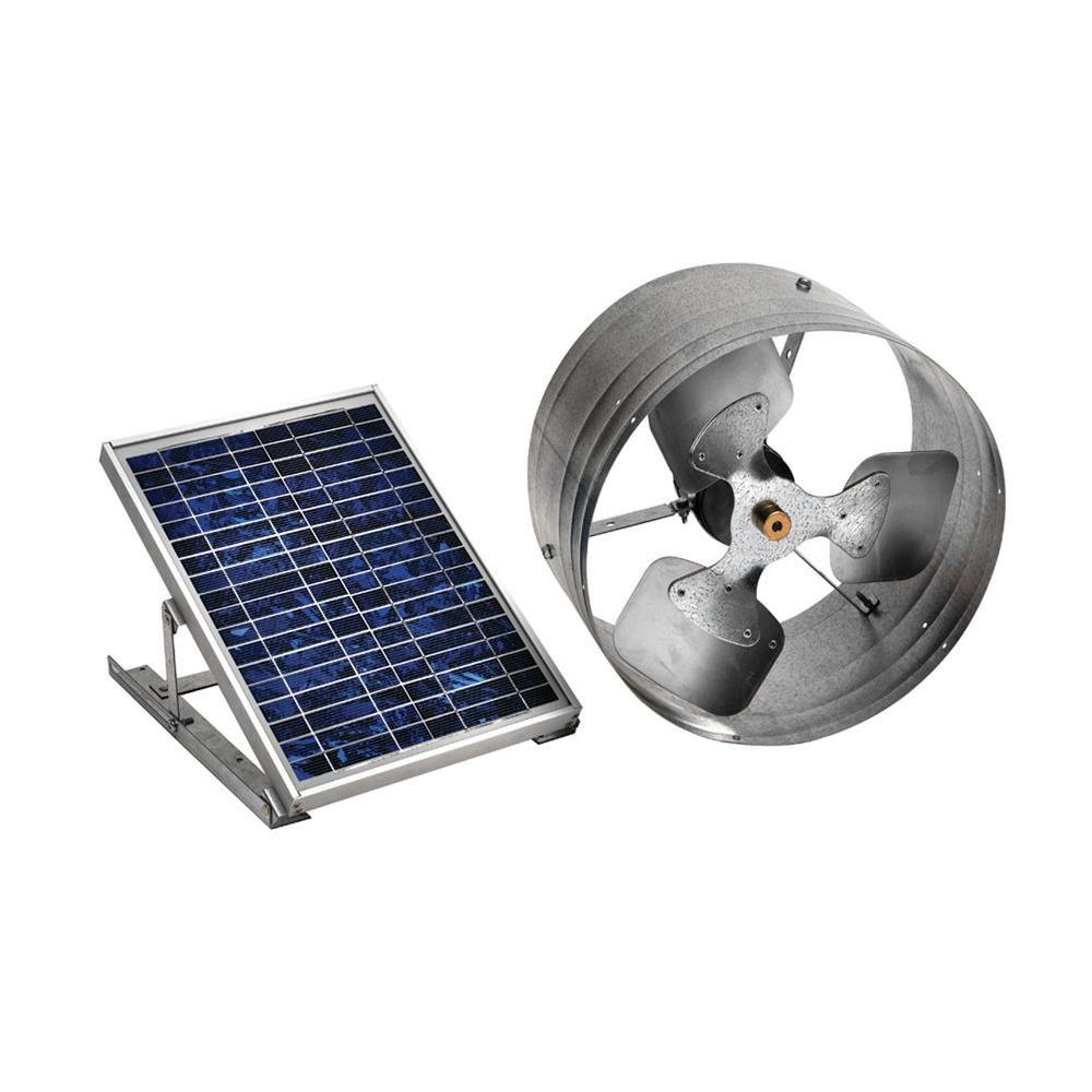 hight resolution of master flow 500 cfm solar powered gable mount exhaust fan pgsolar the home depot