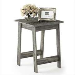 Living Room End Tables Drywall Designs Accent Furniture The Home Depot Beginning French Oak Grey Table