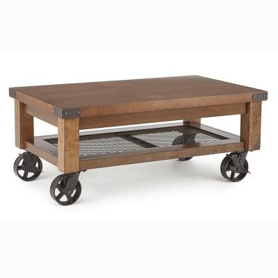 casters coffee tables accent tables