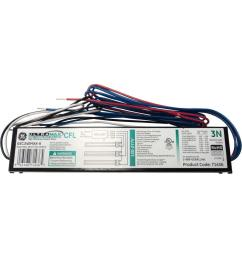 electronic ballast for 3 lamp compact fluorescent light bulbs fixture case of [ 1000 x 1000 Pixel ]