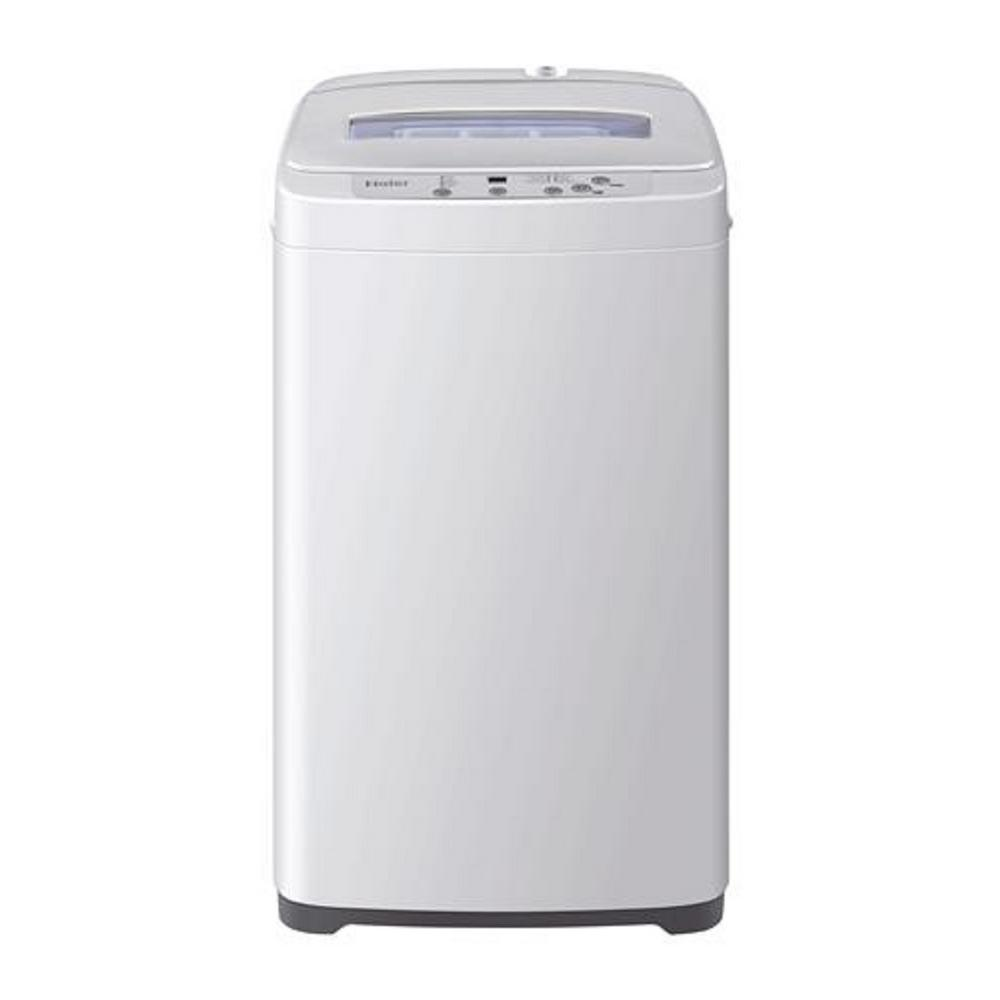 Haier 15 cu ft Top Load Portable Washer in WhiteHLP24E  The Home Depot