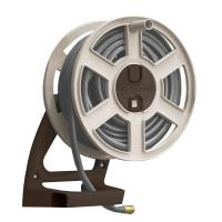 Suncast 100 ft. Side Tracker Wall Mount Hose Reel ...