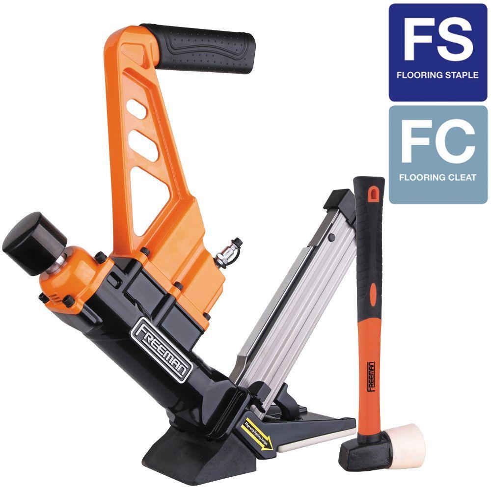 Hardwood Floor Nailer Gun