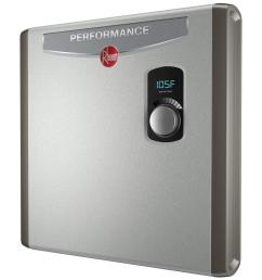 performance 27 kw self modulating 5 3 gpm electric tankless water heater [ 1000 x 1000 Pixel ]