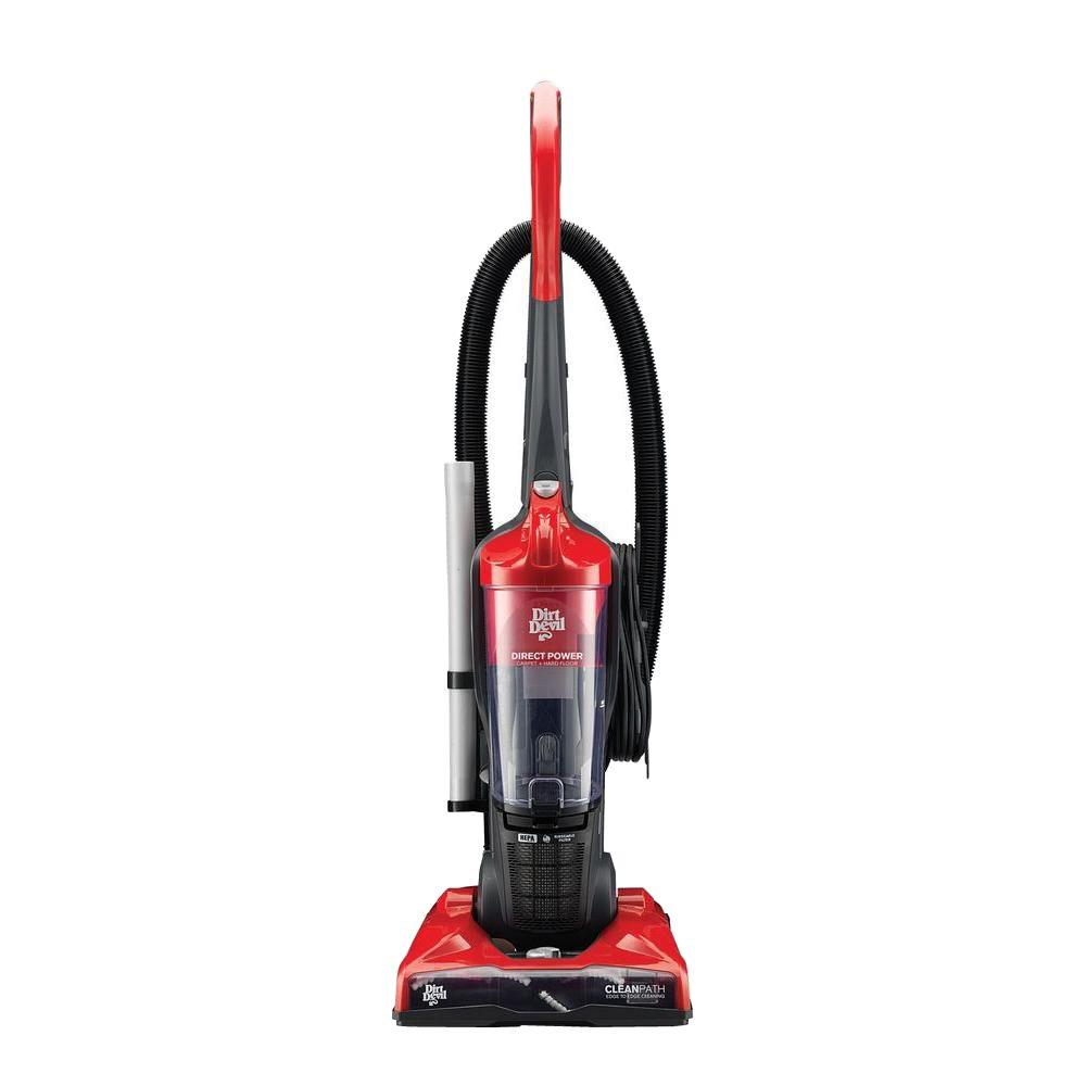 Dirt Devil Direct Power Bagless Upright Vacuum Cleaner