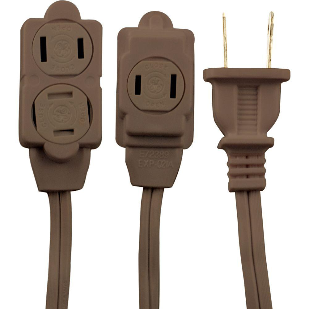 Ac Power Supply Cord Cable With 3 Wire 16awg General Purpose