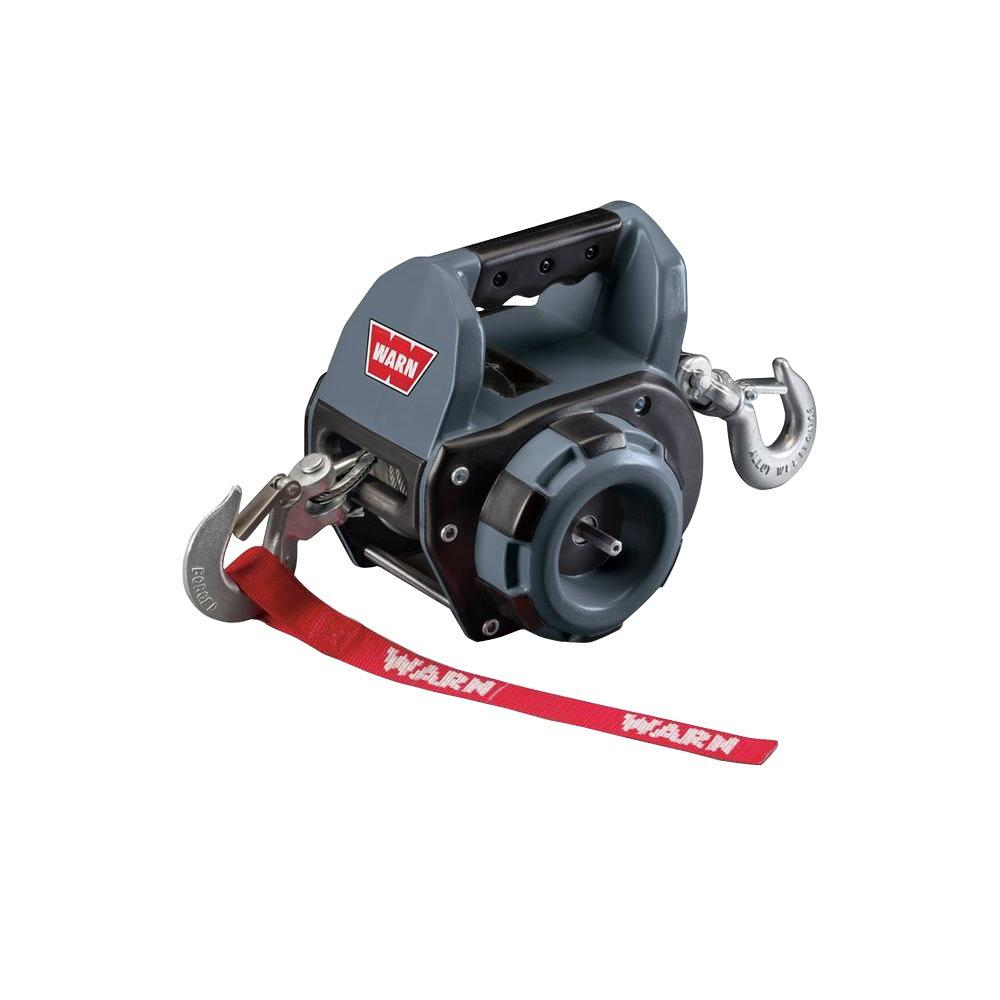 medium resolution of warn 500 lbs drill winch