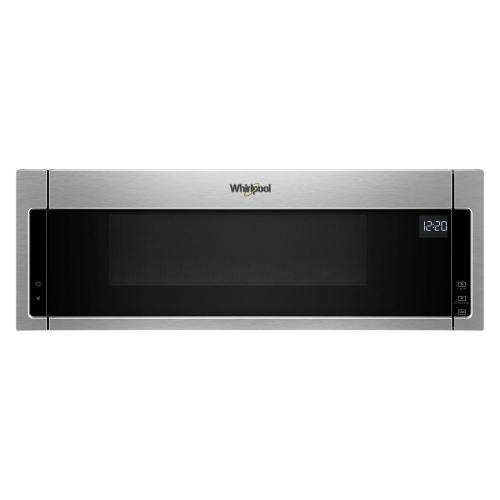small resolution of over the range low profile microwave hood combination in stainless
