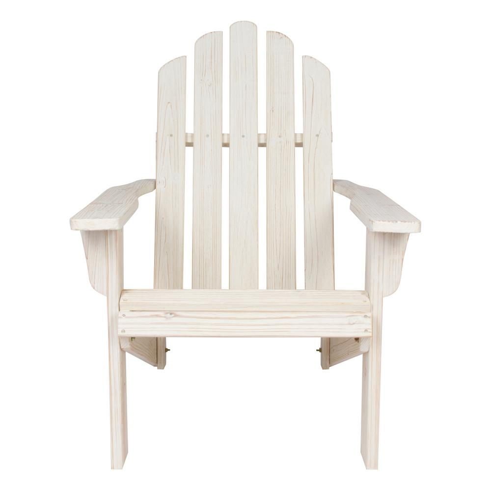 distressed adirondack chairs ikea ingolf chair covers shine company marina white rustic cedar wood 5618dw the home depot
