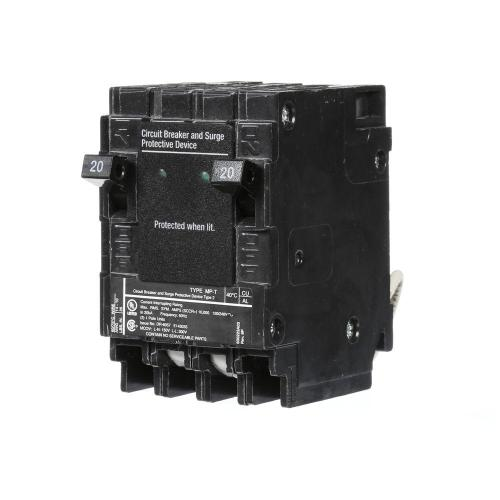 small resolution of murray 20 amp 6 5 in whole house surge protected circuit breaker