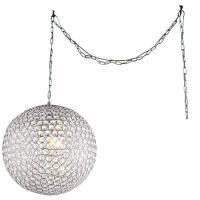 Swag Crystal Chandelier Lighting | Lighting Ideas