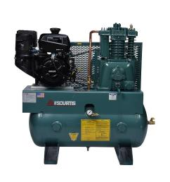 fs curtis 30 gal 14 hp horizontal gas air compressor fcakde57h3x rh homedepot com industrial air compressor ingersoll rand air compressor [ 1000 x 1000 Pixel ]