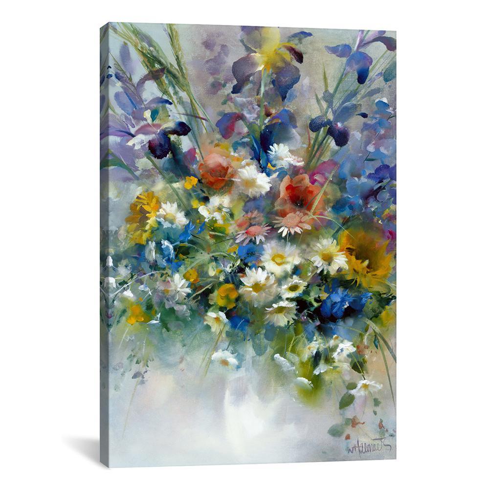 floral impression by willem