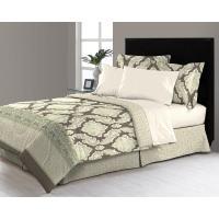 East Thornton 8-Piece Queen Bed in a Bag Comforter Set ...