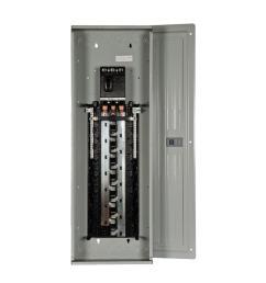 siemens es series 225 amp 42 space 42 circuit main breaker indoor 3  [ 1000 x 1000 Pixel ]