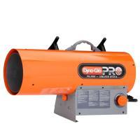 Dyna-Glo Pro 125K BTU Forced Air LP Gas Portable Heater ...