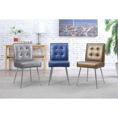 blue kitchen chairs bar stools ikea dining room furniture the home depot amity