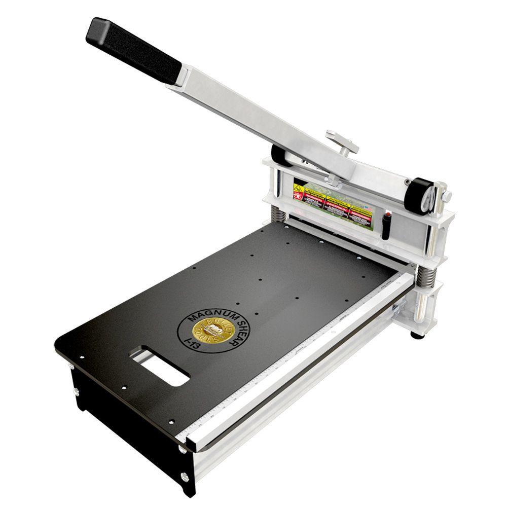 Bullet Tools 13 in Magnum Laminate Flooring Cutter for