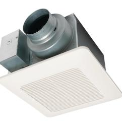 panasonic whisperceiling dc fan with pick a flow speed selector 50 80 [ 1000 x 1000 Pixel ]