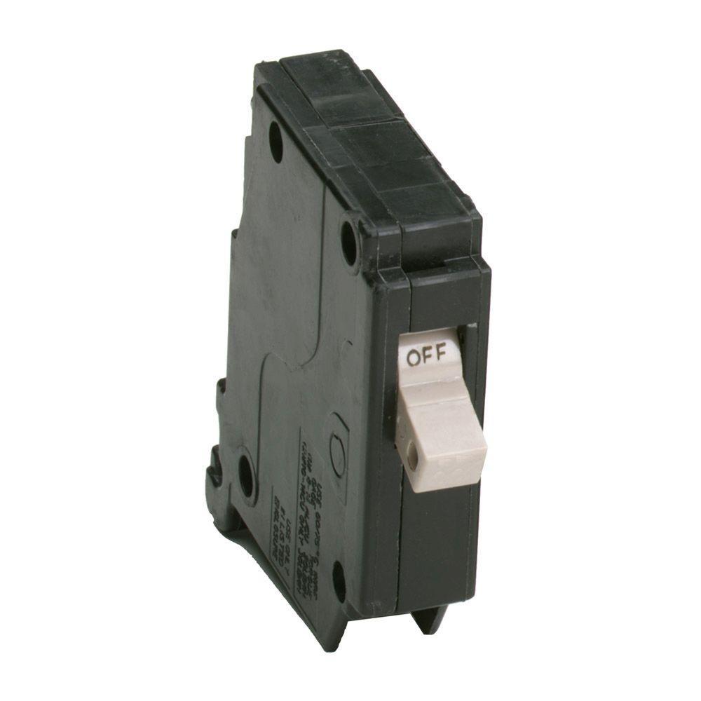 Shop Eaton Type Ch 15amp Singlepole Circuit Breaker At Lowescom