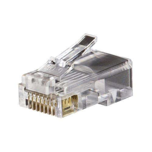 small resolution of klein tools modular data plug rj45 cat5e 50 pack