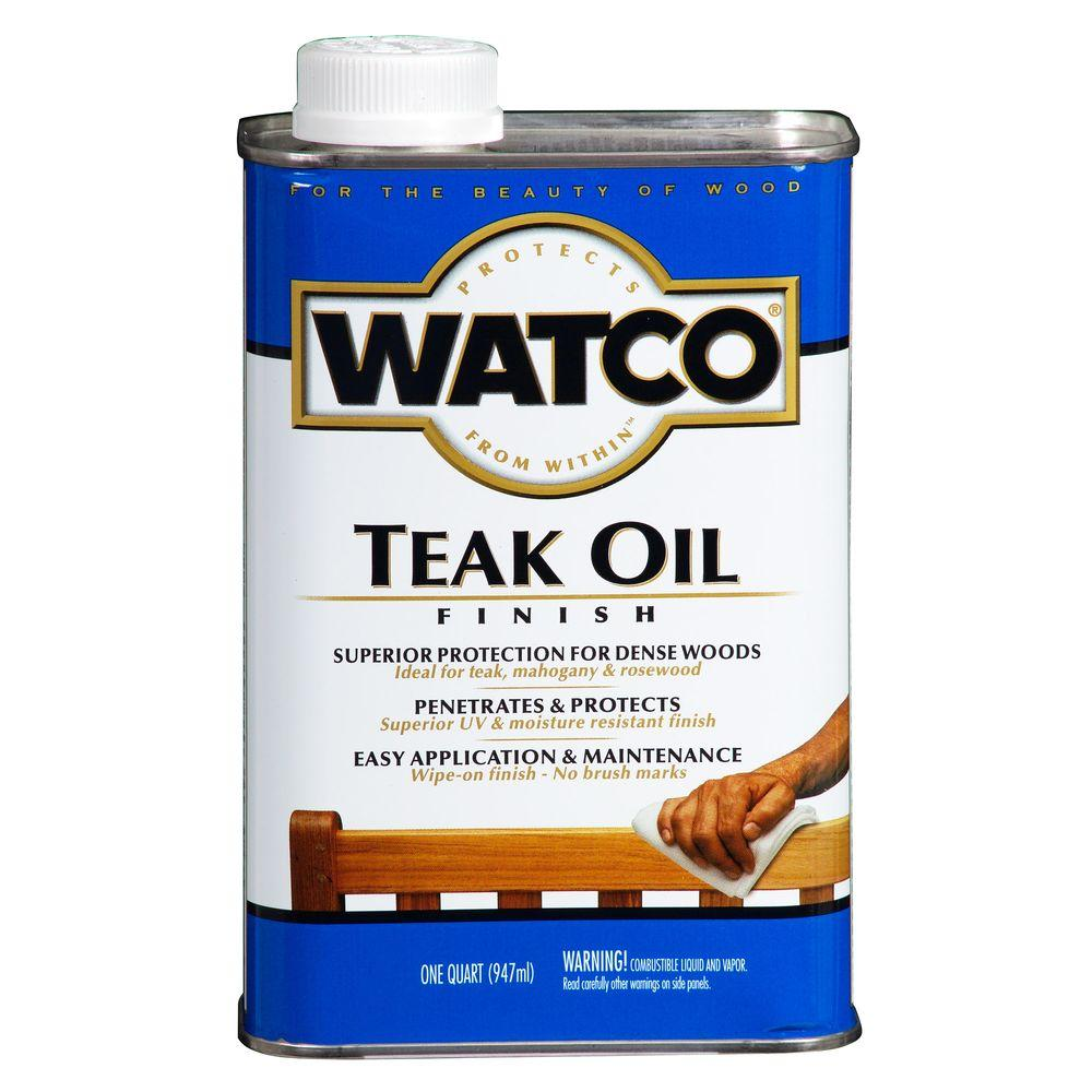 Watco Butcher Block Oil Home Depot
