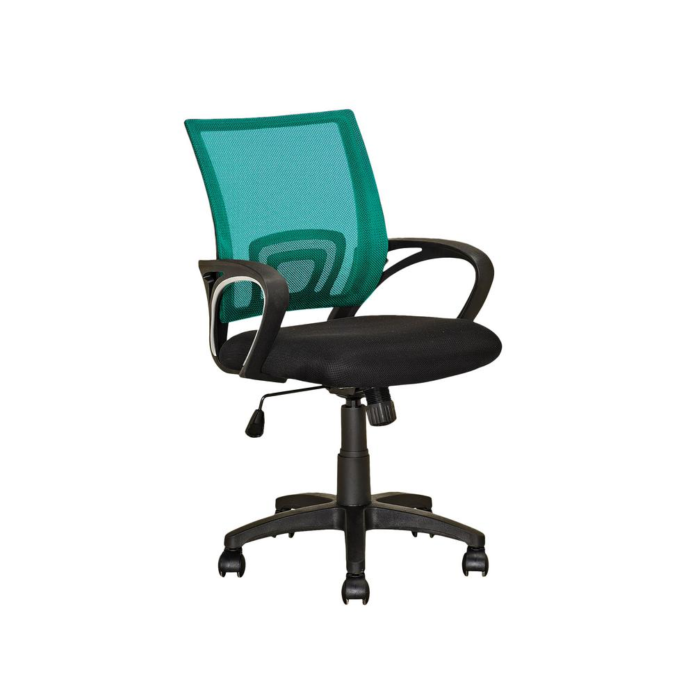 office chair customer reviews mahogany chiavari chairs wedding corliving workspace black and yellow mesh back lof 319 this review is from teal