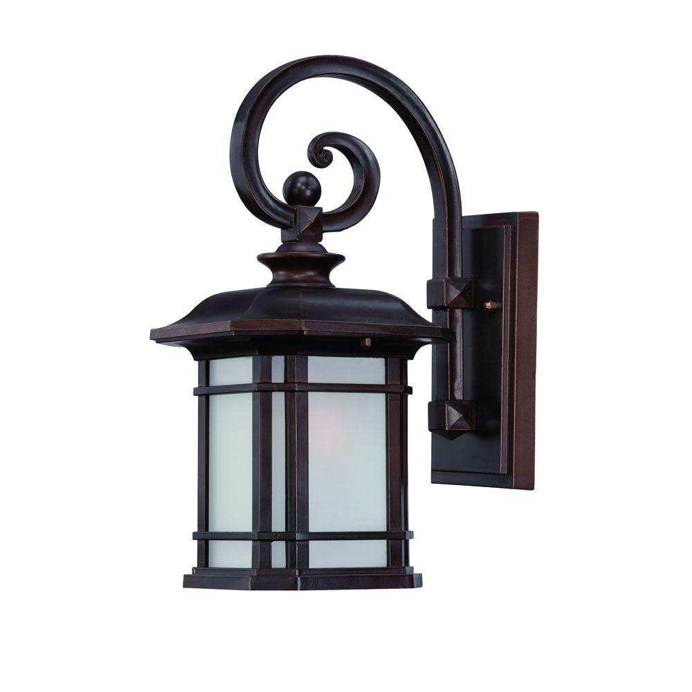 Acclaim Lighting Somerset Collection 1light Architectural