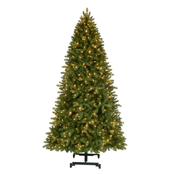 Home Accents Holiday 7 Ft. 9 Pre-lit Led Virginia