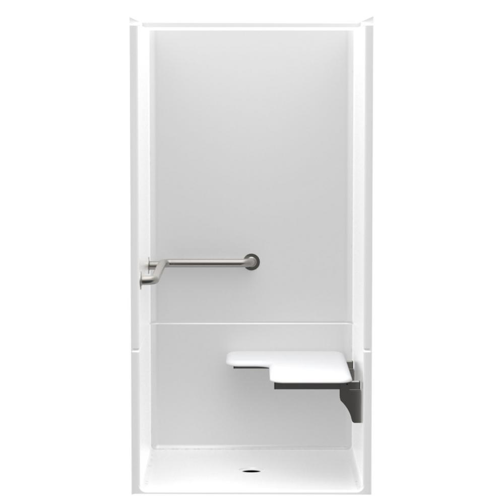 60 Inch Shower Stall With Seat