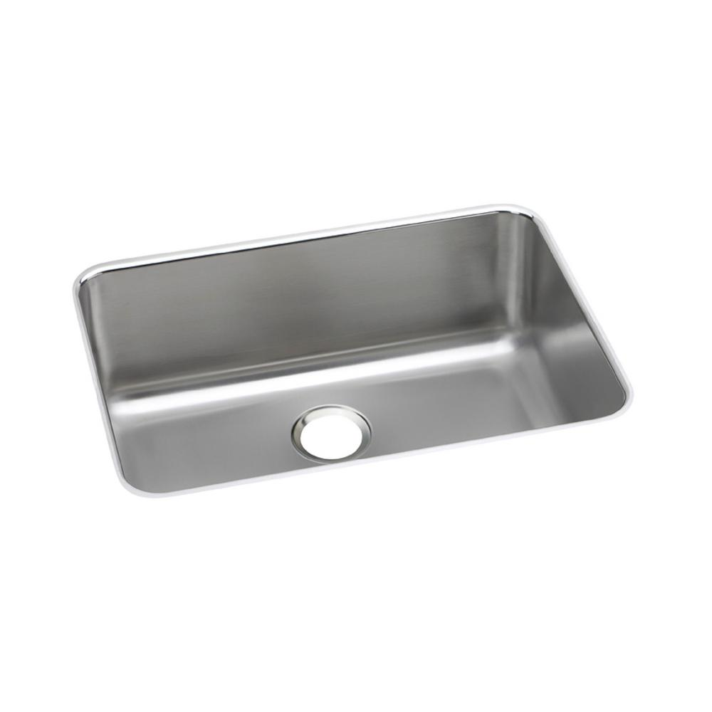 27 kitchen sink industrial kitchens elkay lustertone undermount stainless steel in single bowl with 10