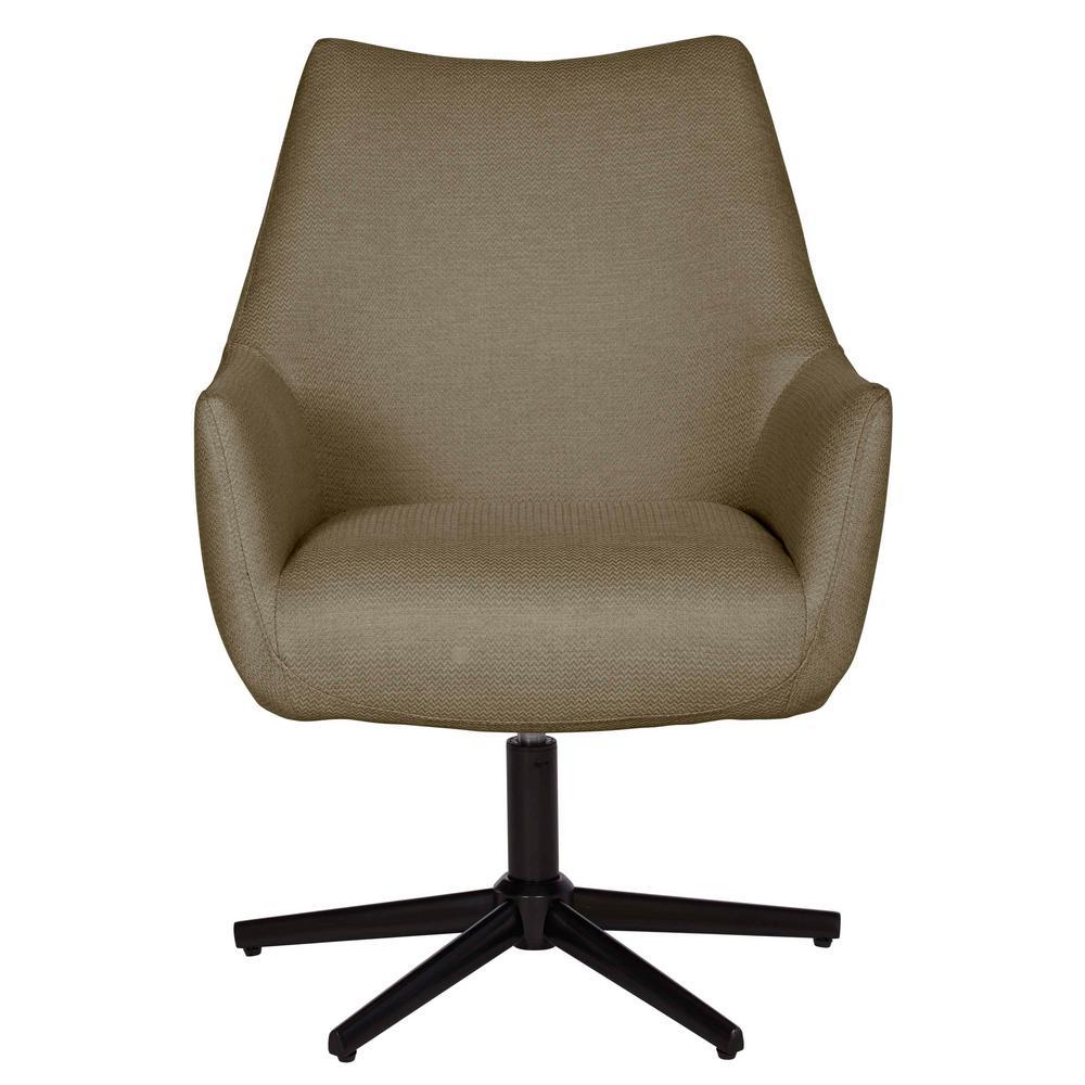 swivel arm chairs boon high chair handy living gunnison gray textured weave 340c