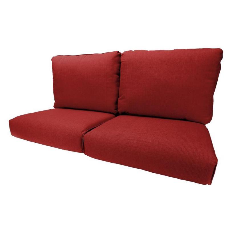 Wicker Sofa Cushions Set Www Energywarden Net