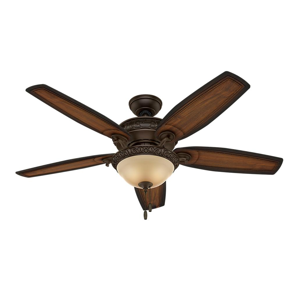 medium resolution of indoor brushed cocoa ceiling fan