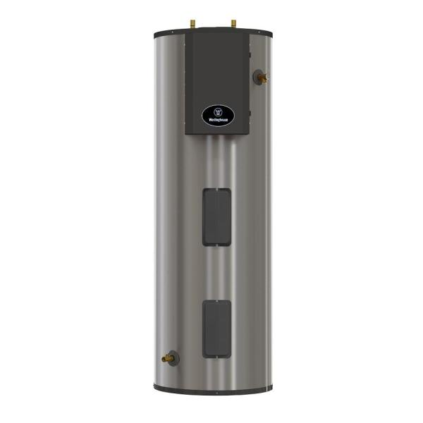Westinghouse 80 Gal. Lifetime 5500-watt Electric Water Heater With Durable 316l Stainless Steel