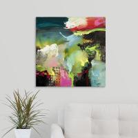 """GreatBigCanvas """"Determination"""" by Jonas Gerard Canvas Wall ..."""