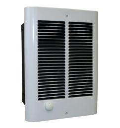 fahrenheat 1 500 watt small room wall heater [ 1000 x 1000 Pixel ]