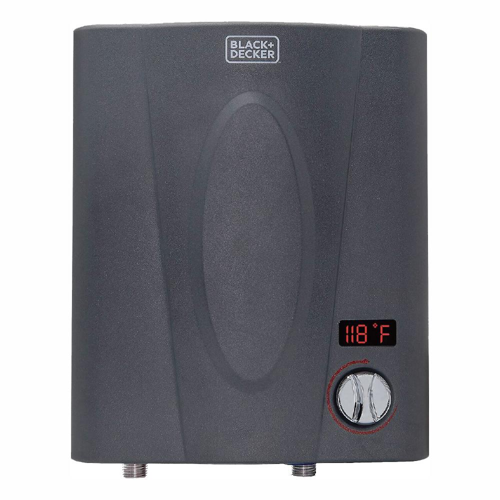 hight resolution of black decker 7kw self modulating 1 5 gpm electric tankless water heater point of