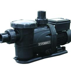1 hp 230 115 volt pool pump with protector technology [ 1000 x 1000 Pixel ]