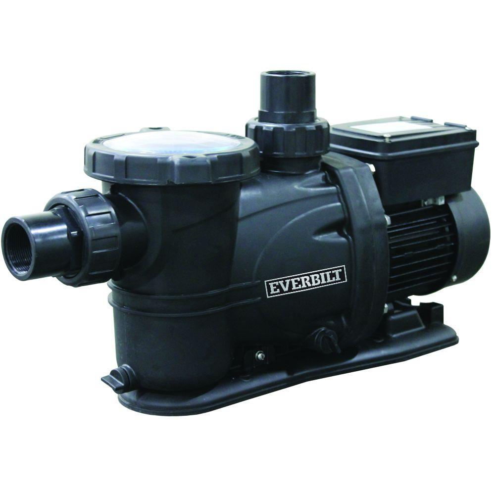 hight resolution of 1 hp 230 115 volt pool pump with protector technology