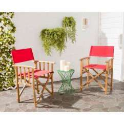 Wooden Folding Table And Chairs Set Dining Chair Cushions With Ties Uk Wood Tables Furniture The Home Depot Laguna Teak Red Director S