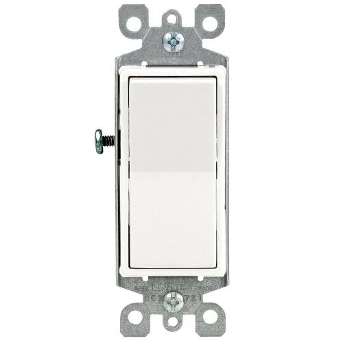 small resolution of leviton decora 15 amp single pole ac quiet switch white 6