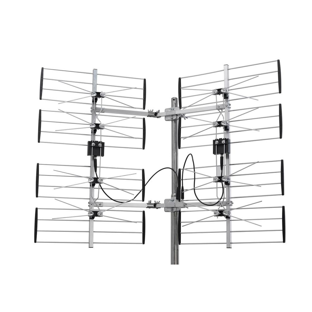 medium resolution of digiwave 8 bay multidirectional ultra clear digital outdoor tv antenna