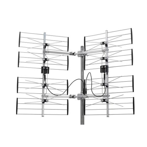 small resolution of digiwave 8 bay multidirectional ultra clear digital outdoor tv antenna